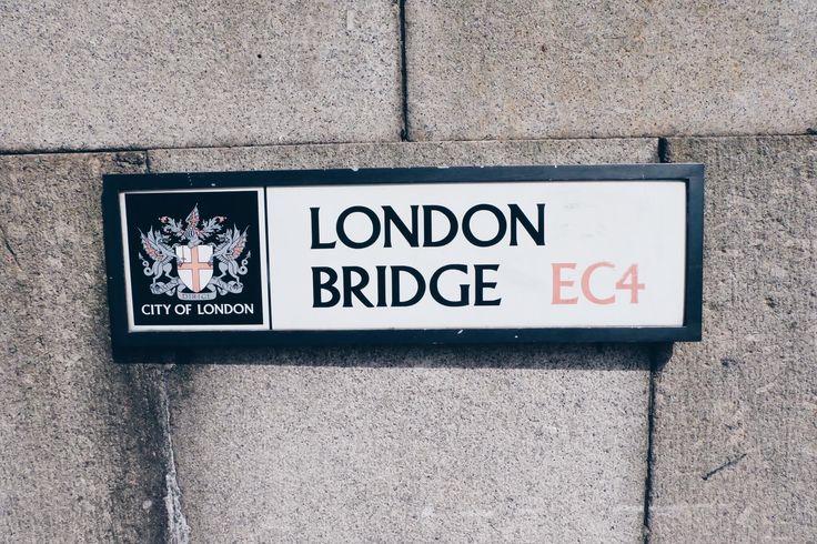 : London Bridge, London, UK Europe trip 2016