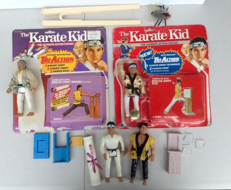 Kids Toys Action Figure: 21 Best Karate Kid Toys Images On Pinterest