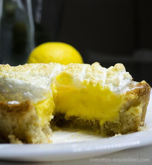 Lemon meringue pie – Recipes-Sunny