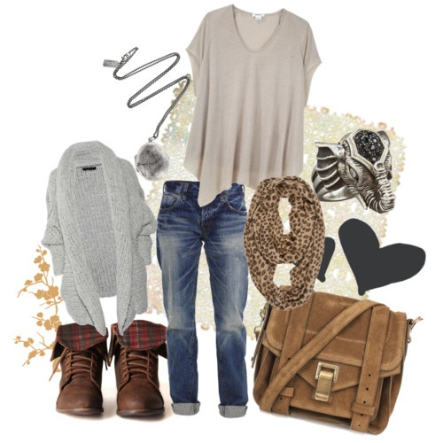 Country Chic.