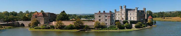 Leeds Castle: File Le Castles, Filel Castles, Leed Castles, September