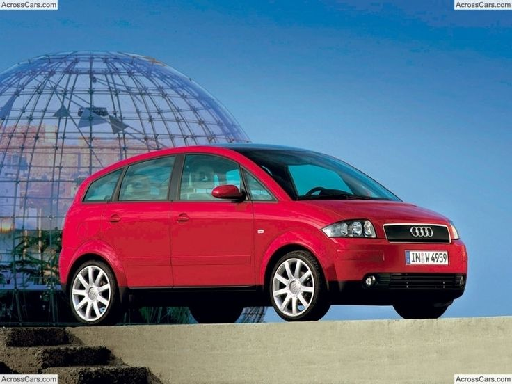 Audi A2 (2002)