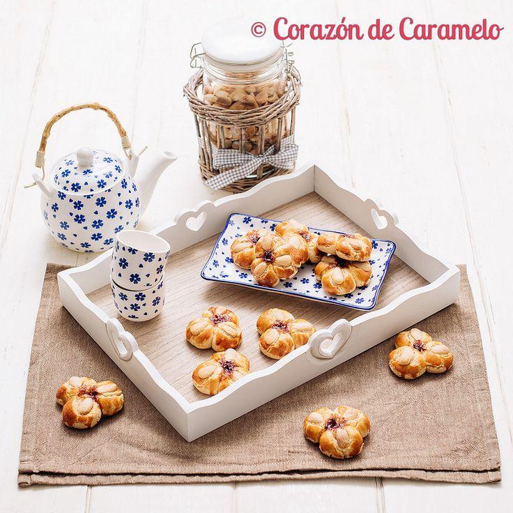 Galletas de Almendra | Receta Tradicional