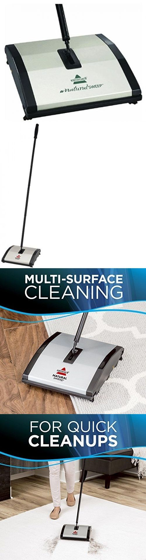 Carpet and Floor Sweepers 79657: Fuller Brush Commercial Non Electric Carpet Sweeper Floor Cordless Bissell -> BUY IT NOW ONLY: $36.6 on eBay!