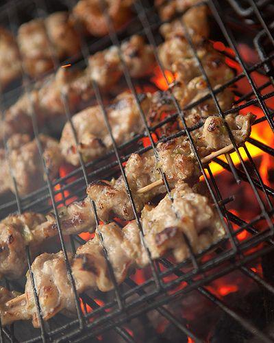 Vietnamese Pork SkewersPorkskewers 1, Vietnamese Recipe, Asian Food, Vietnamese Food, Pork Skewers, Vietnam Recipe, Favorite Recipe, Vietnamese Pork, Vo Photos