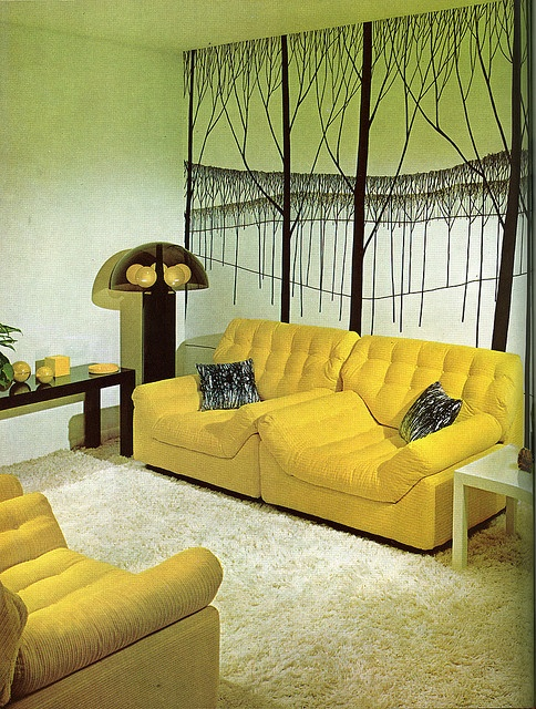 63 best Interior Design~1970's Style images on Pinterest