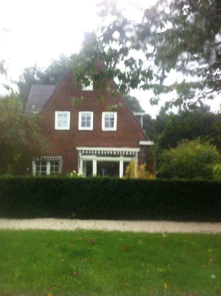 Jaren30 woning inspiratie jaren 39 30 stijl exterieur pinterest house - Deco huis exterieur ...