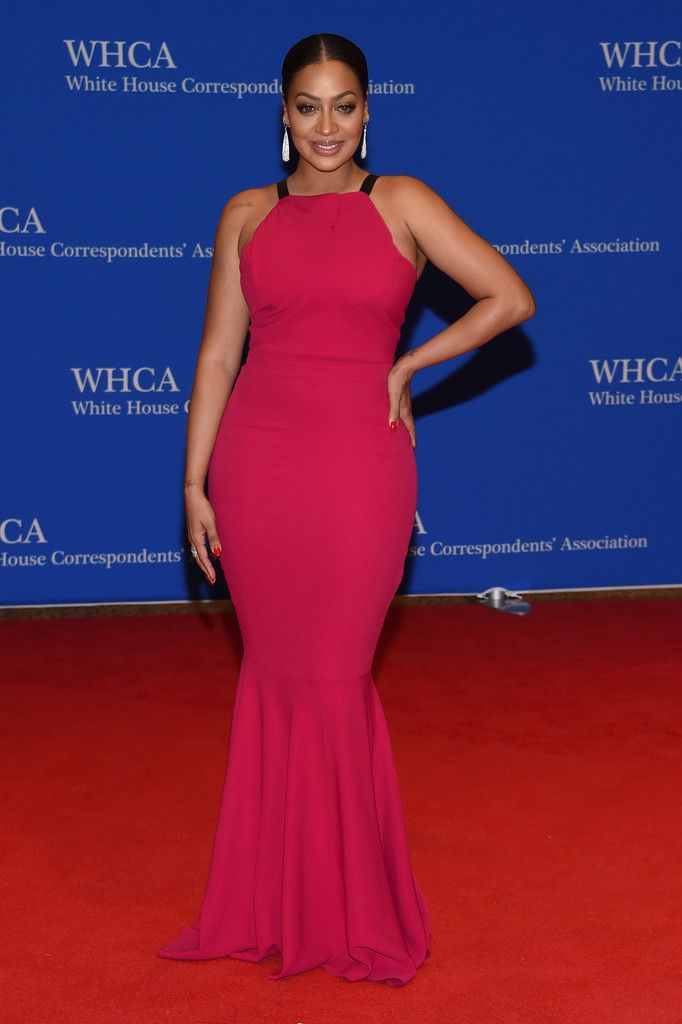 La La Anthony - All the Looks from the 2016 White House Correspondents' Dinner  - Photos