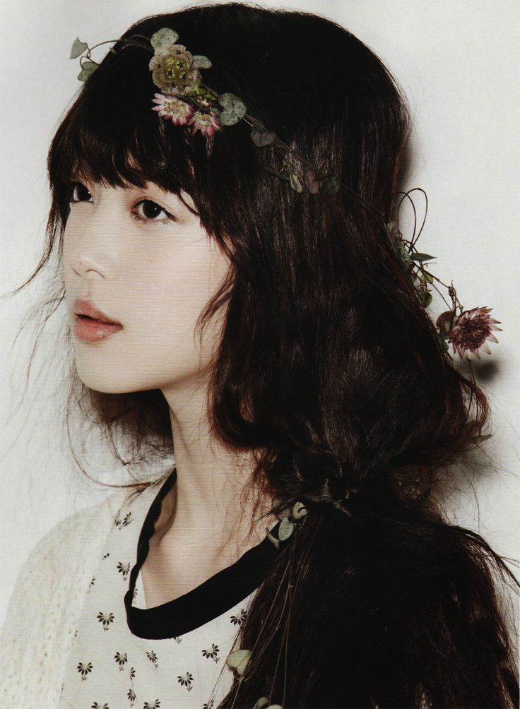 Sulli for Instyle Korea March 2012