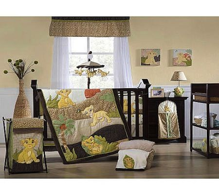 Gender-Neutral Disney Nursery Idea   Disney Baby I love the lion king so when we have a boy this will be his theme