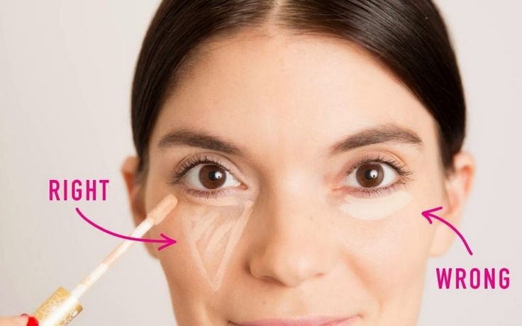Google+ 20 Genius Concealer Hacks Every Woman Needs To Know
