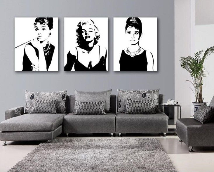 25 best ideas about 3 piece canvas art on pinterest 3. Black Bedroom Furniture Sets. Home Design Ideas