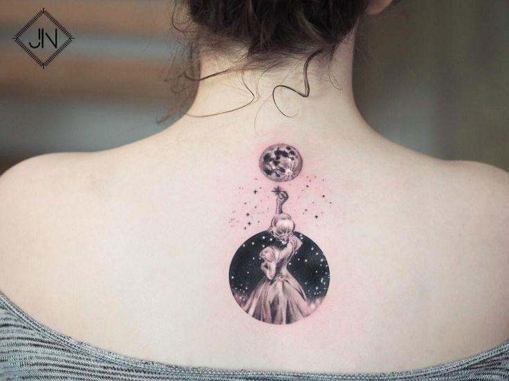 Jefree Nadirali - elegance and tastiness   iNKPPL   Neck tattoo, Back tattoo, Tattoos