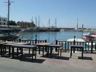 Girne/Kyrenia marina Northern Cyprus, 2012