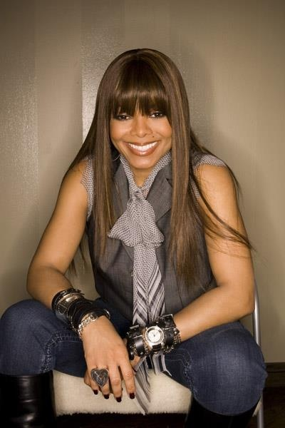 Janet Jackson from USA Today