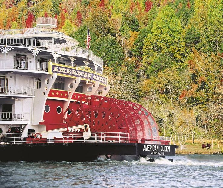 Places To Visit In The Fall On The East Coast: Fall Foliage Cruises Are Amazing!