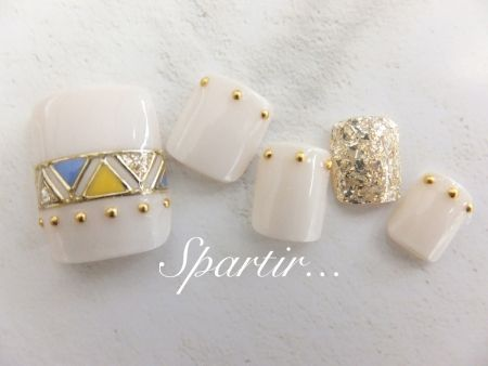 [2013 FOOT campaign] ◆ ◆ nail ethnic line