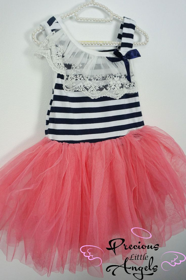 Purchase this amazing little dress for a special little girl. From our Facebook page, Precious Little Angels