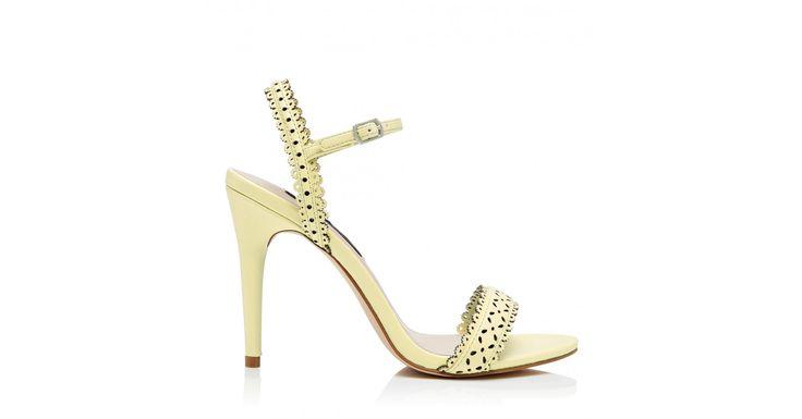 Clementine Scallop Detail Heels from @forevernew @westfieldnz #backtowork