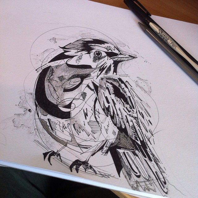 BIRD by Leanika Starbuck