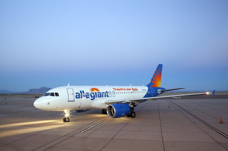 Allegiant has developed a business strategy of flying people to leisure destinations like Florida and Las Vegas on routes that no other airline offers.