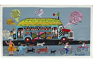 Roman Lopez Mexican Folk ArtLopez Mexicans, Animal Art, Mexican Folk Art, Mexicans Folk Art