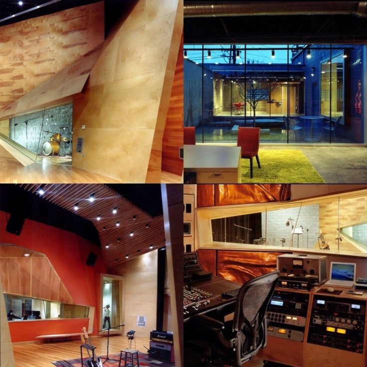 The 25 Best Ideas About Recording Studio Design On