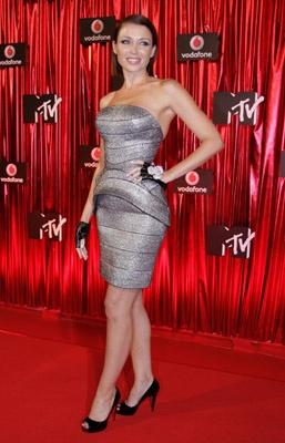 Dannii Minogue MTV Awards Australia 2009
