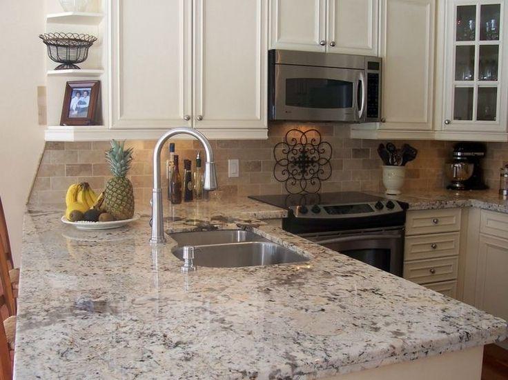 Fabricamos la cubierta de granito para tu cocina a la for Granito color marron