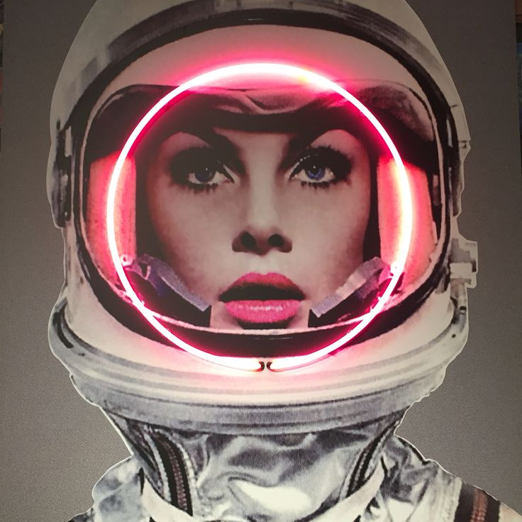 Neon astronaut. Neon Art//Neon LOVE!!!                                                                                                                                                                                 More