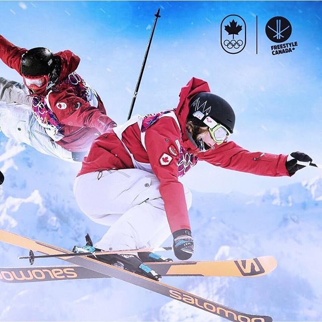 Meet the 22 @freestylecanadaski athletes in @pyeongchang2018! Visit @teamcanada to see them all!