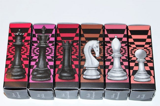 Lipstick Queen Lipstick Chess Review