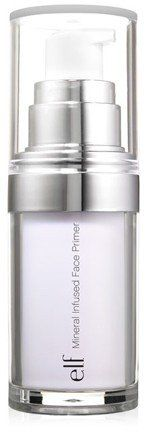"""E.L.F. Mineral Infused Face Primer – Clear -  More """"invisible"""" makeup :)  $6.00"""