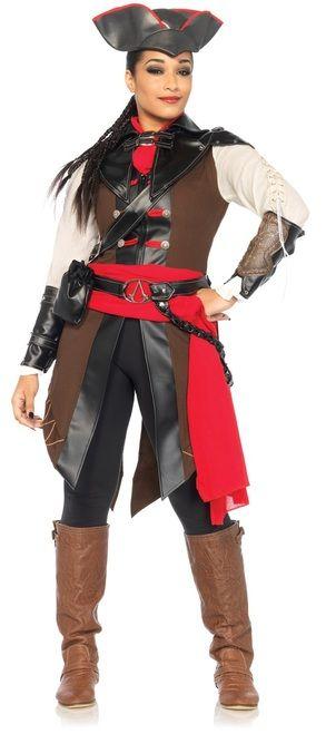 Aveline Assassin's Creed Liberation Costume - The Costume Shoppe