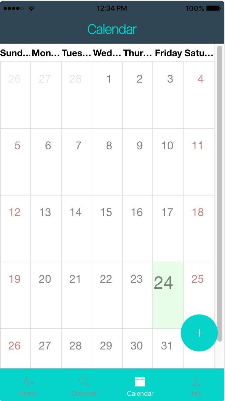 Ionic 2 Calendar Icon In 2020 Calendar Icon Blank Calendar Template Calendar
