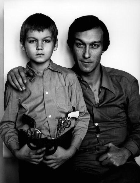 Микола Гнисюк: Олег Янковский с сыном Филиппом.