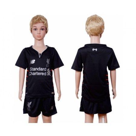 #Liverpool Trøje Børn 16-17 Udebanesæt Kort ærmer.199,62KR.shirtshopservice@gmail.com