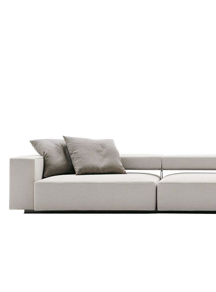 B&B Italia's Andy sofa by Paolo Piva.