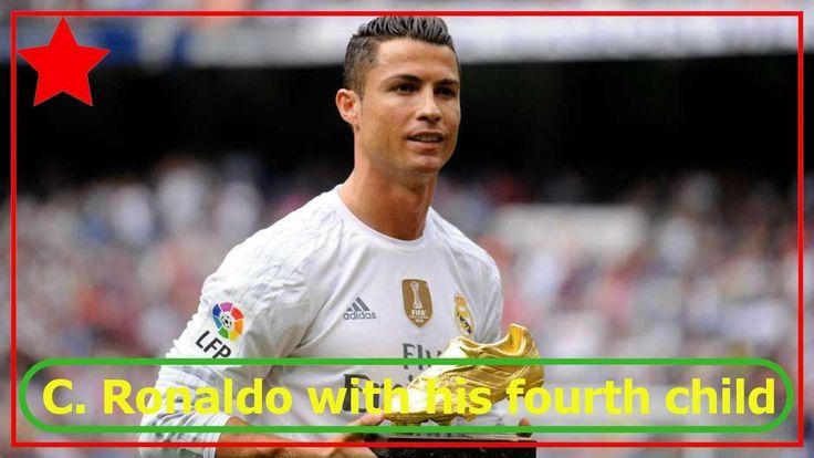 Cristiano Ronaldo announces girlfriend Georgina Rodriguez is pregnant with his fourth child