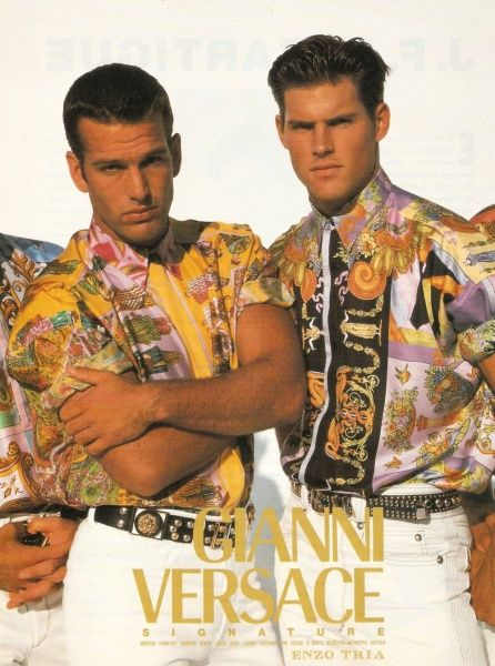 Gianni Versace                                                                                                                                                                                 More