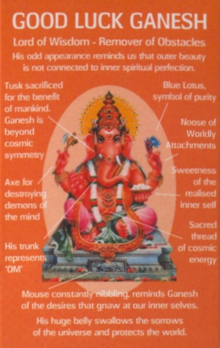 Good Luck Ganesh. | Angels, Goddesses & Deities ...