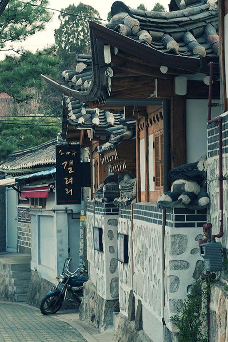 대한민국 사랑해요! Korea insadong street 인사동