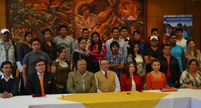 Banco del Estado y Universidad Simón Bolívar apuntalan capacidad administrativa de gobiernos parroquiales