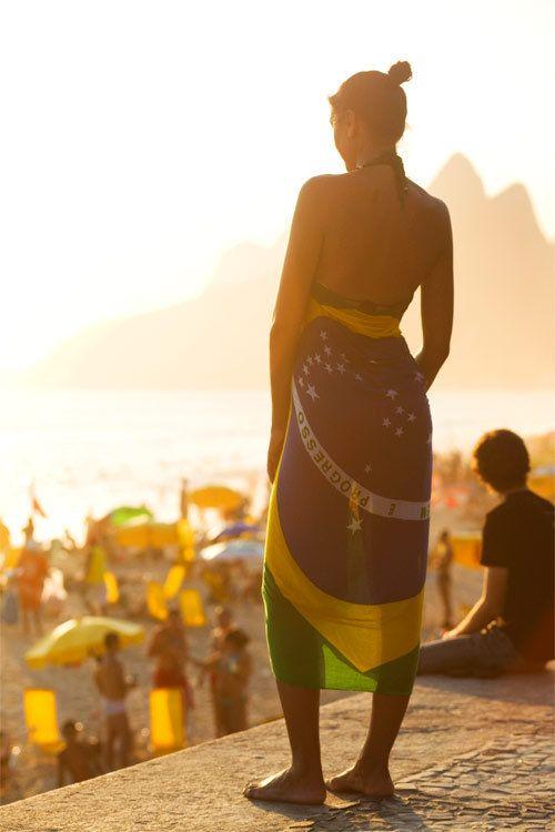 Rio, by Garance Doree