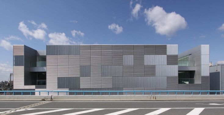 ::ARCHITECTURE:: Breathing Factory in Osaka, Japan by Takashi Yamaguchi & Associates.