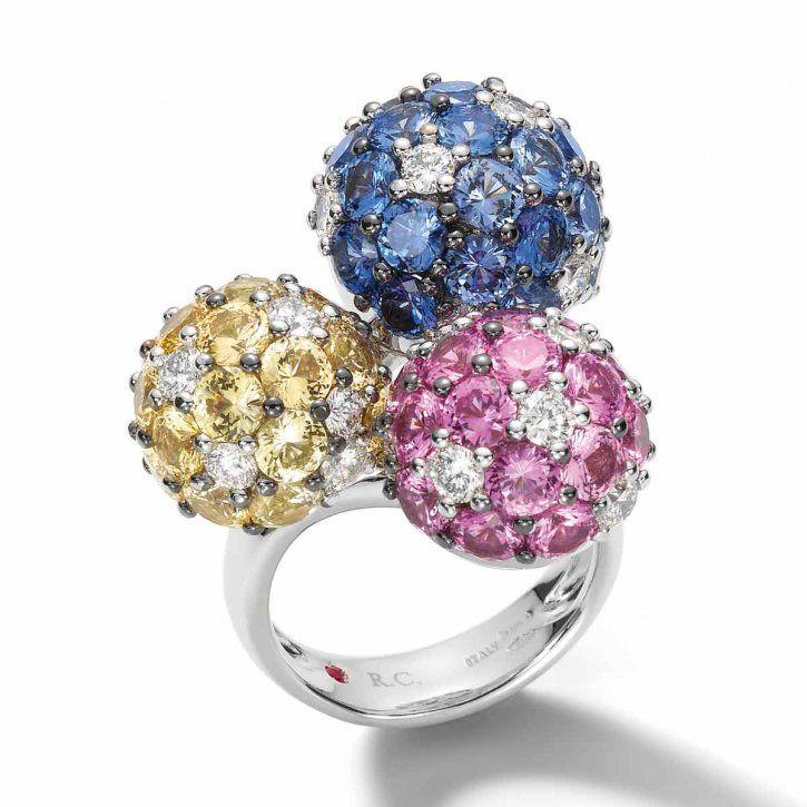 Roberto Coin. Fantasy ring...♡