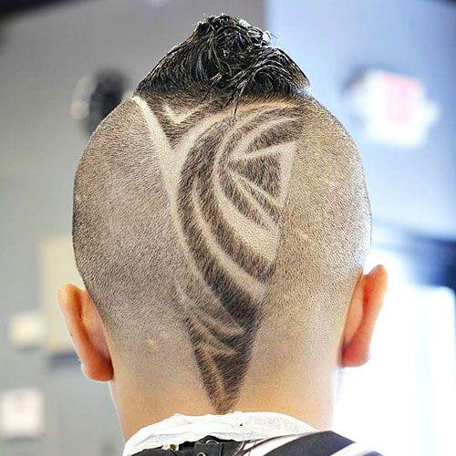 The V Shaped Haircut Best Hairstyles For Men Hair Cuts Hair