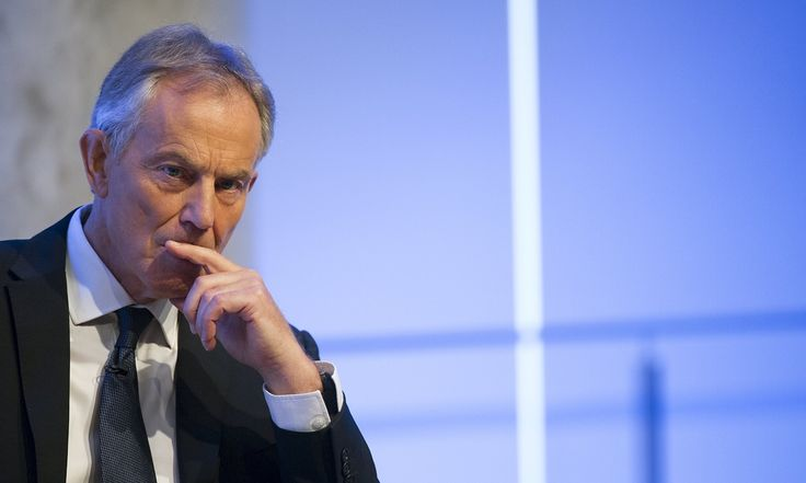"""Former UK prime minister Tony Blair says sorry for the Iraq war and """"for the fact that the intelligence we received was wrong"""""""