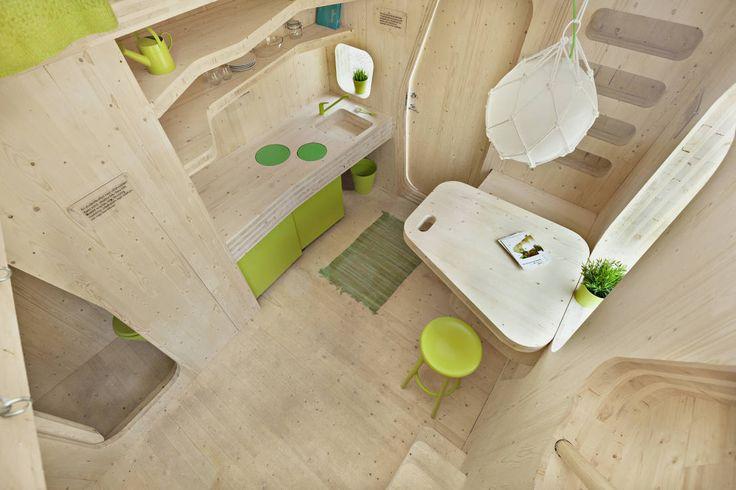 10 Smart SQM : Houses by Tengbom