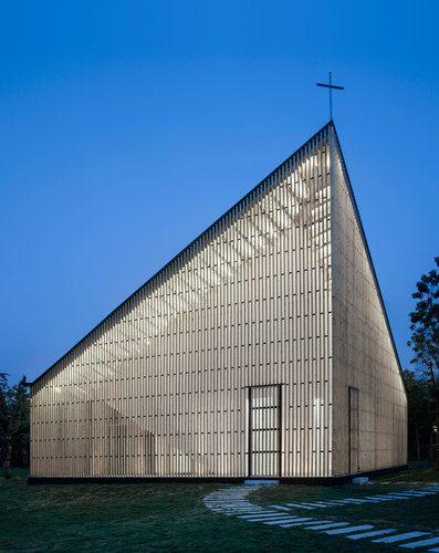 AZL architects — Nanjing Wanjing Garden Chapel